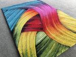 детски релефен килим кидс 1019 мулти